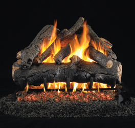 gas products gas logs