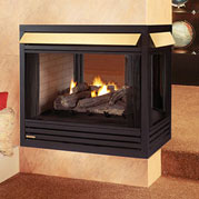 lennox_gas_burning_fireplace_vent_free_superior_vfpf_three_sided