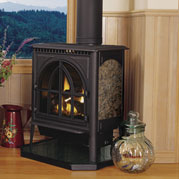 lennox_gas_burning_stove_vintage