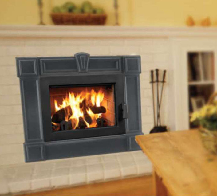 Bowden's Fireside » Blog Archive Ladera Wood Burning Fireplace ...