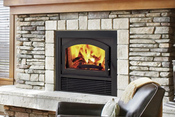 Bowden's Fireside » Blog Archive Brentwood Wood Burning Fireplace ...