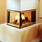 Bowden 39 S Fireside Blog Archive Cpf 38 Three Sided Peninsula Wood Burning Fireplace Bowden 39 S