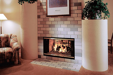 Bowden's Fireside » Blog Archive CST-38 See-Through Wood Burning ...