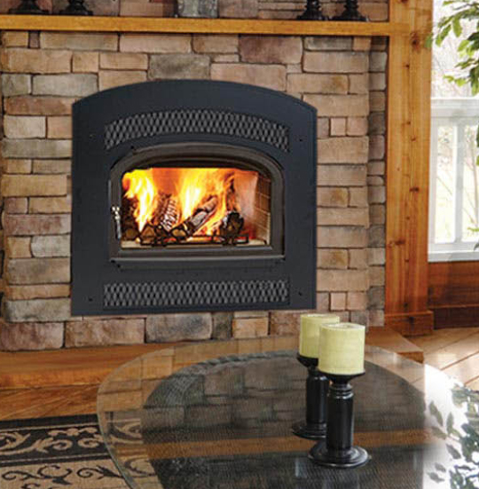 Bowden 39 s fireside wood burning fireplaces in new jersey for New construction wood burning fireplace